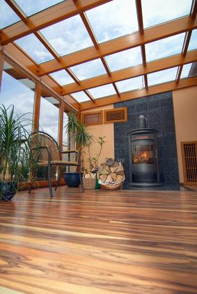 holzwintergarten wintergärten terassenüberdachungen wintergarten, Moderne